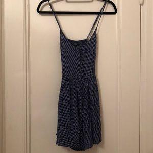 Dresses - Polka dot romper